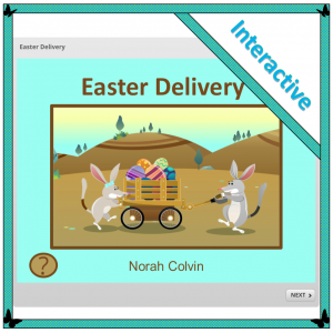 Easter Delivery cover