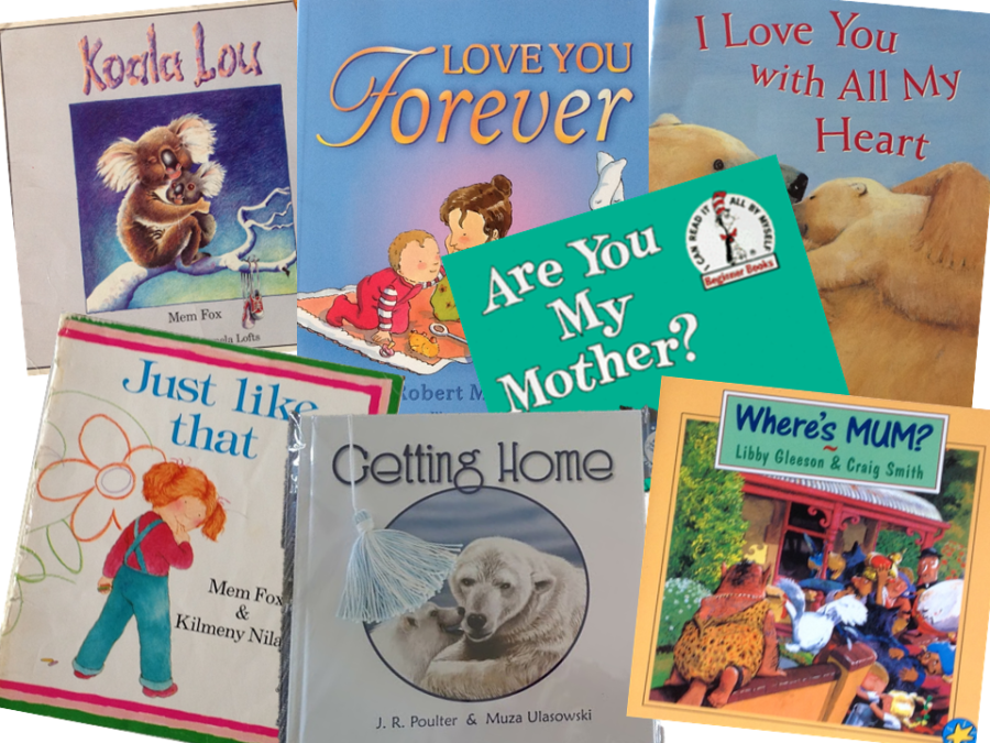 a few of my favourite Mother's Day books