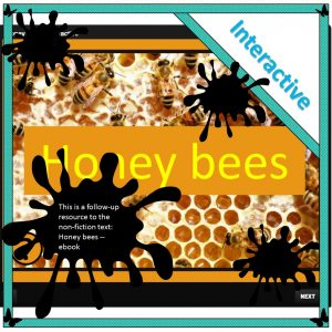 honey bees interactive
