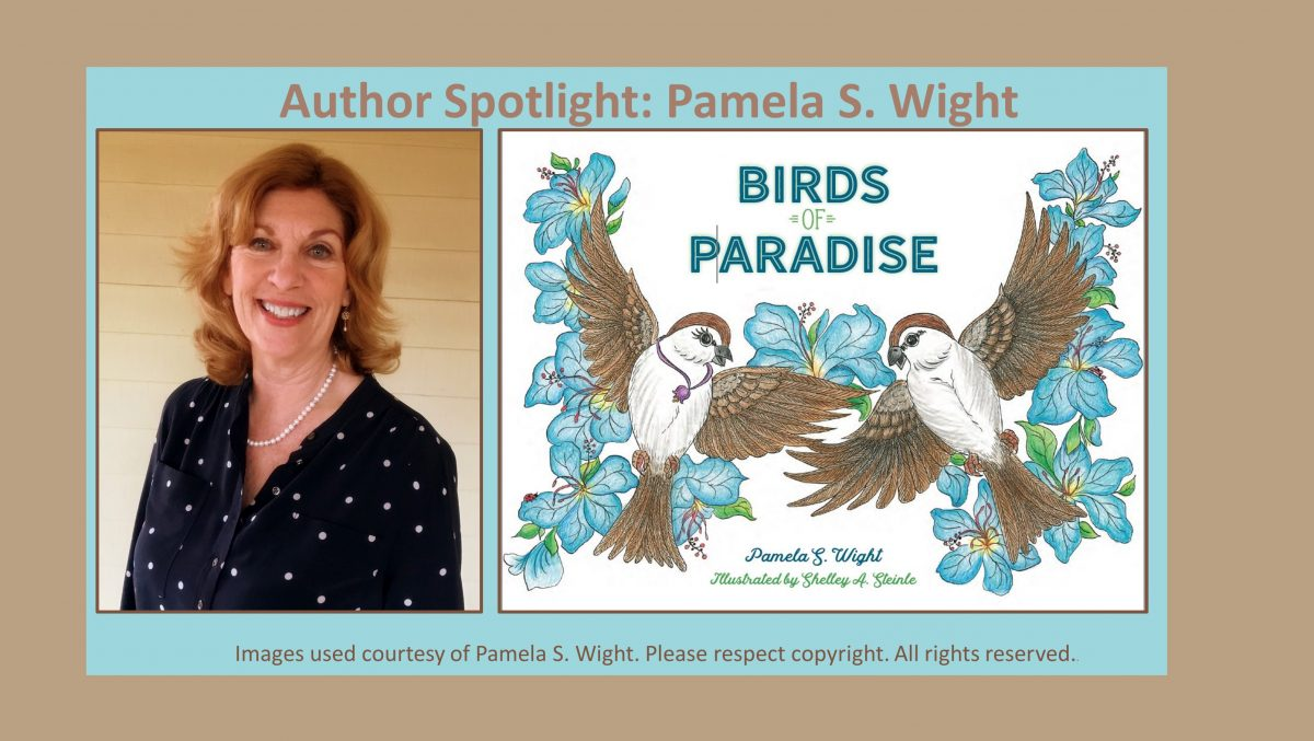 picture book Birds of Paradise friendship helping others Birds of Paradise Pamela Wight