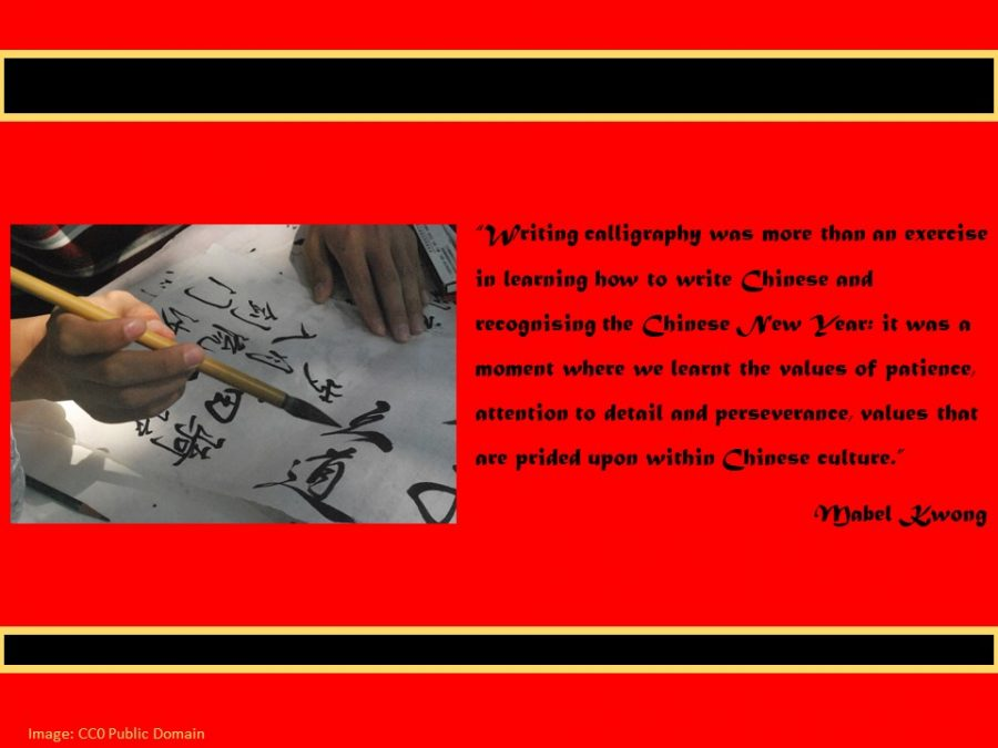 calligraphy Chinese writing