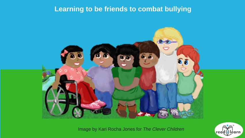 learning friendship skills through story and games to combat bullying