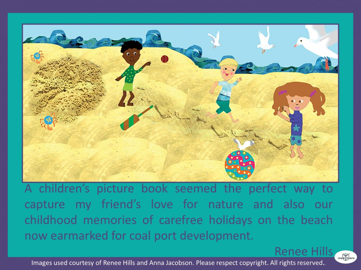 children's picture books are perfect for teaching about caring for the planet