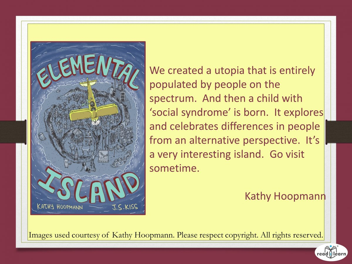 Elemental Island by Kathy Hoopman