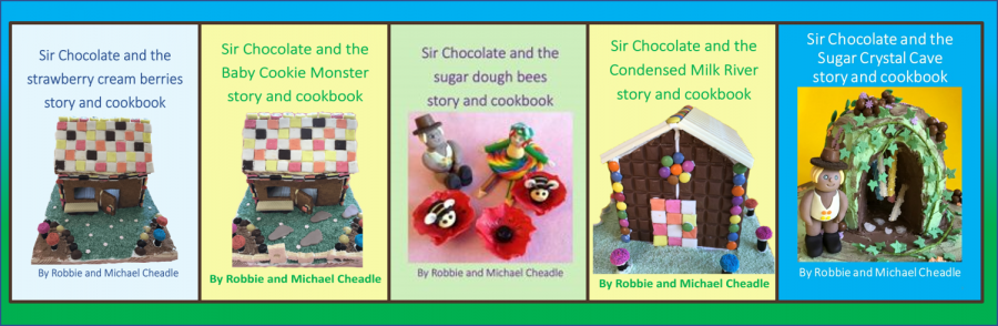 The Sir Chocolate Book Series by Robbie Cheadle