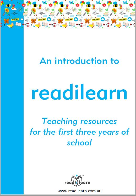 introduction to readilearn - how to use
