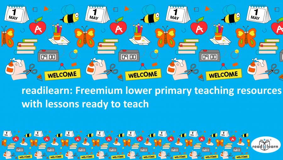 readilearn freemium website teaching resources lower primary
