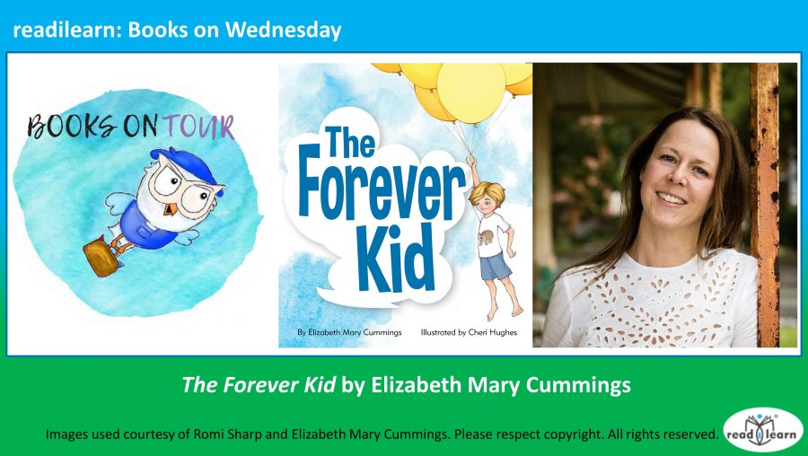 The Forever Kid interview with Elizabeth Mary Cummings
