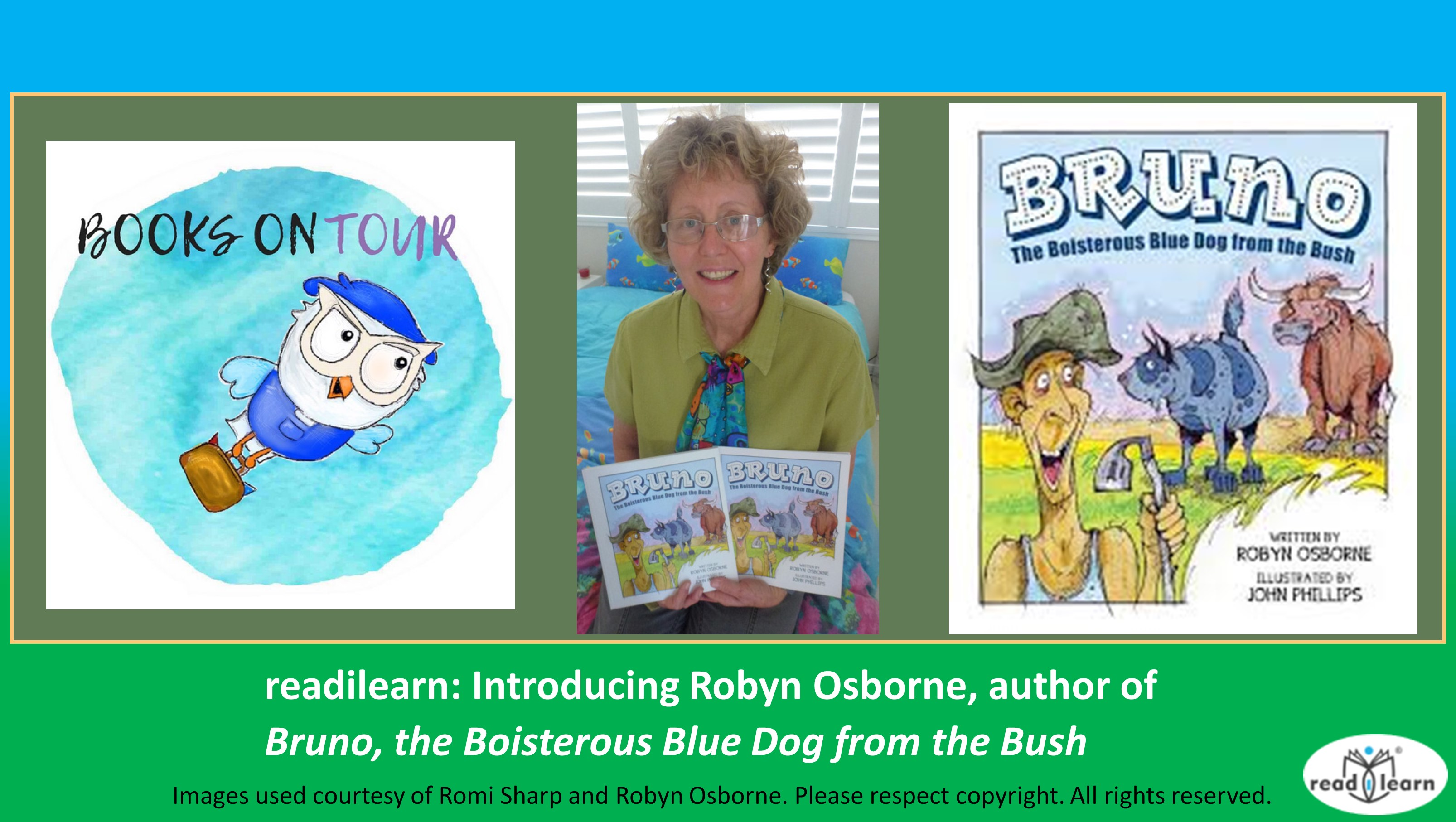 interview with picture book author Robyn Osborne