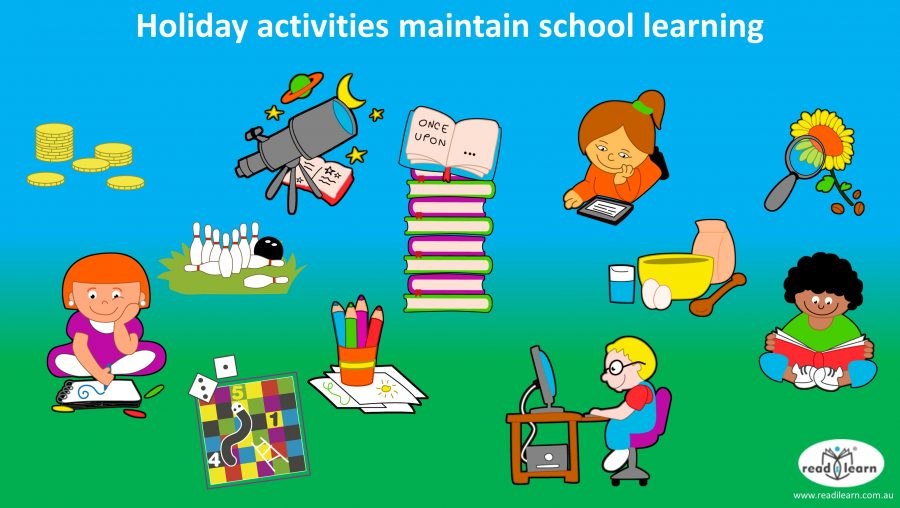 holiday activities maintain learning