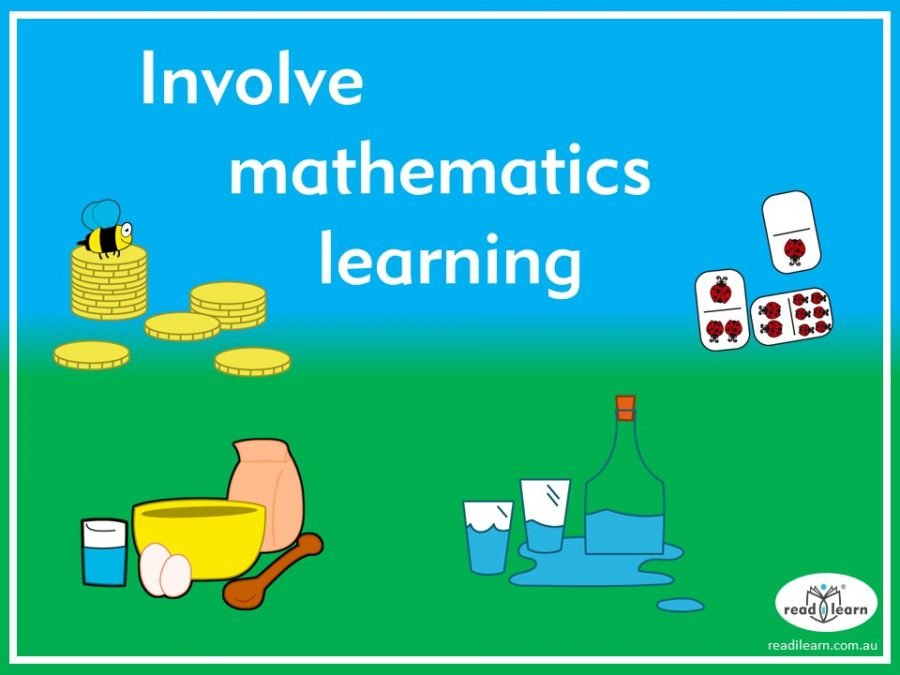 maintain holiday learning with activities that involve mathematics