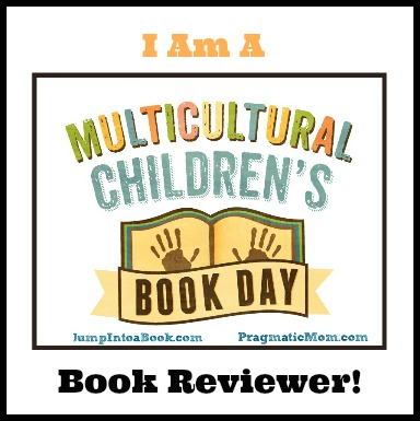 Multicultural Children's Book Day reviewer button