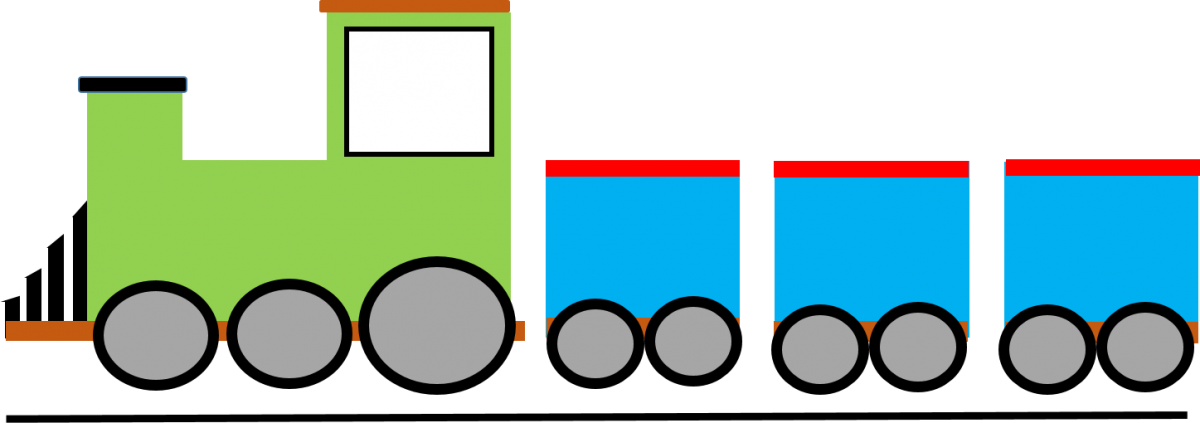 train and carriages
