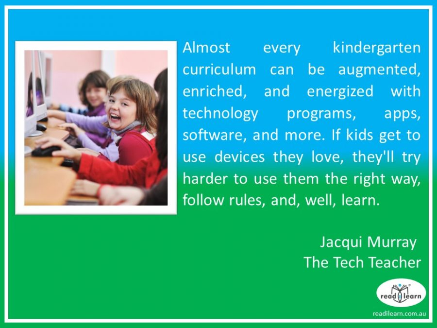 Jacqui Murray - enrich curriculum with technology