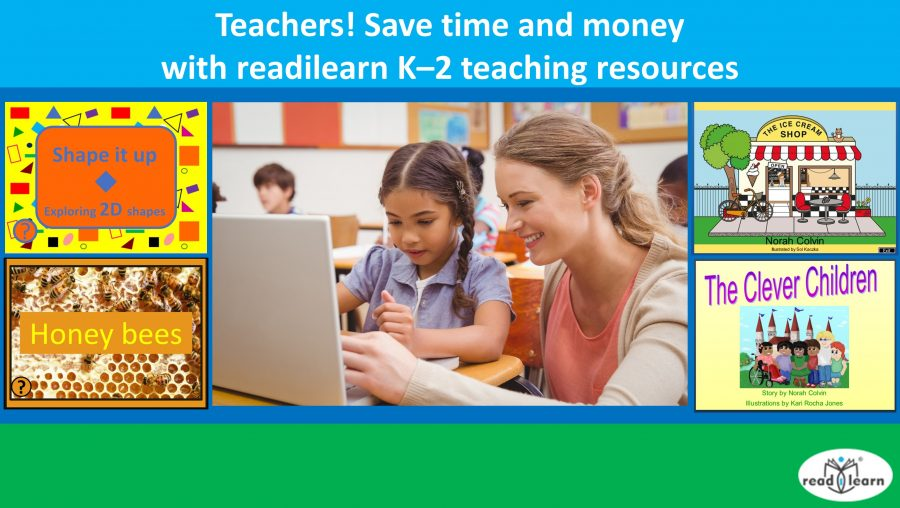 reading K-2 teaching resources can now be purchased individually saving teachers time and money