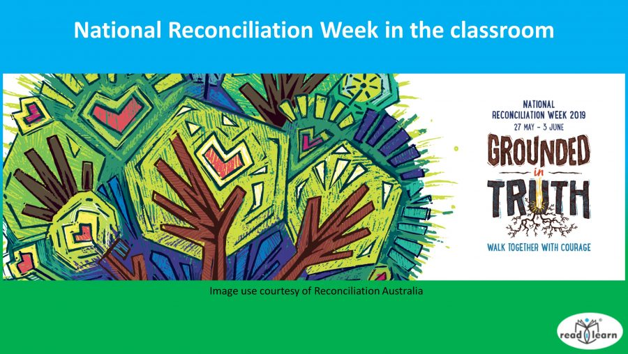 National Reconciliation Week in the classroom