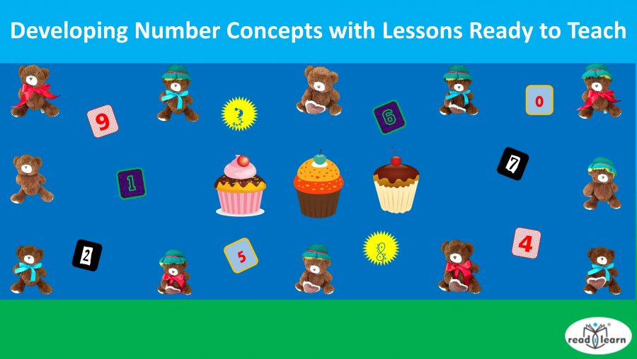 Developing Number Concepts with Lessons Ready to Teach