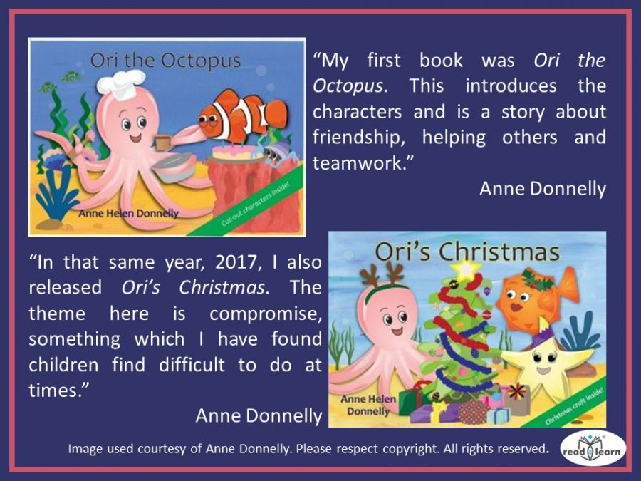 Ori's Clean-Up by Anne Donnelly