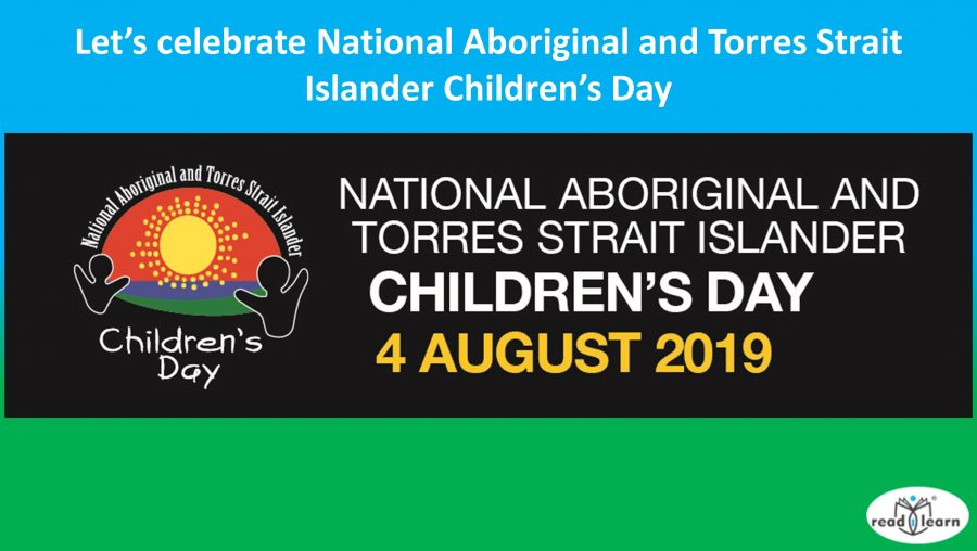 Let's celebrate National Aboriginal and Torres Strait Islander Children's Day